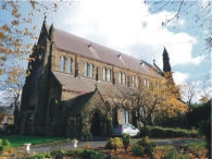 St Mary's RC, Glossop