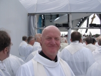 Fr Greg at the Papal Mass in Birmingham.jpg